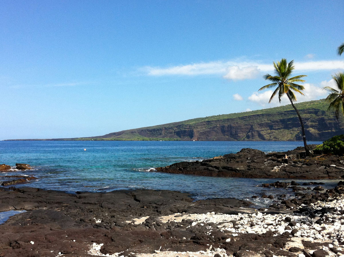 Kealakekua Bay From Maninis
