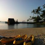 Kamakahonu Bay Kayaking