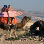 Alison's Camel Adventure