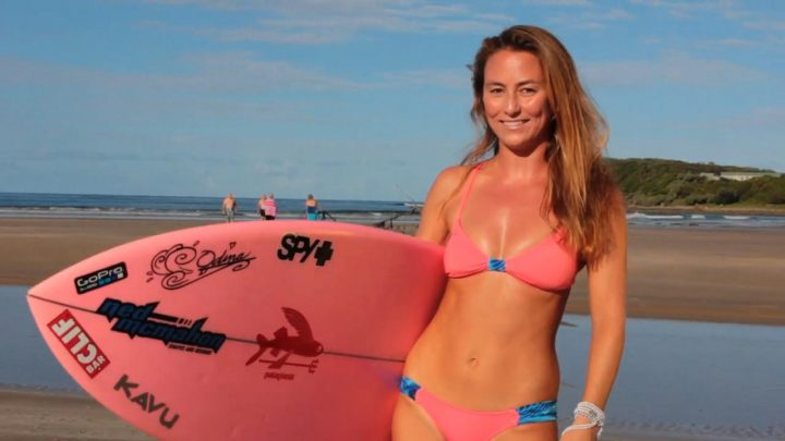 Alison for Odina Surf Wear