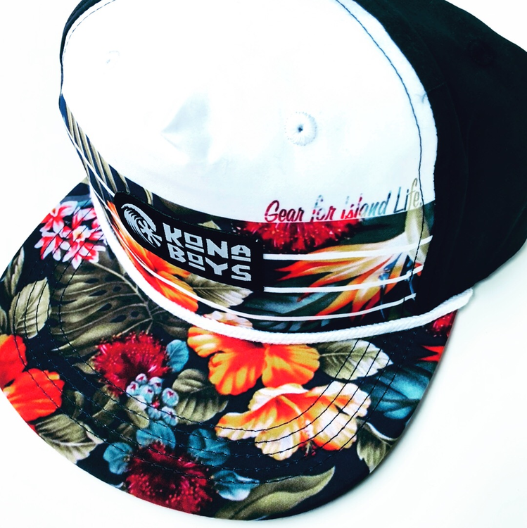 62ebb59fd54 KB Aloha Print Golf Hat